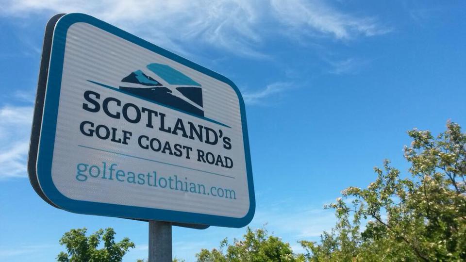 Scotland's Golf Coast