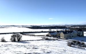 Garleton Lodge - Panoramic View Snapshot 2 (February 2021)